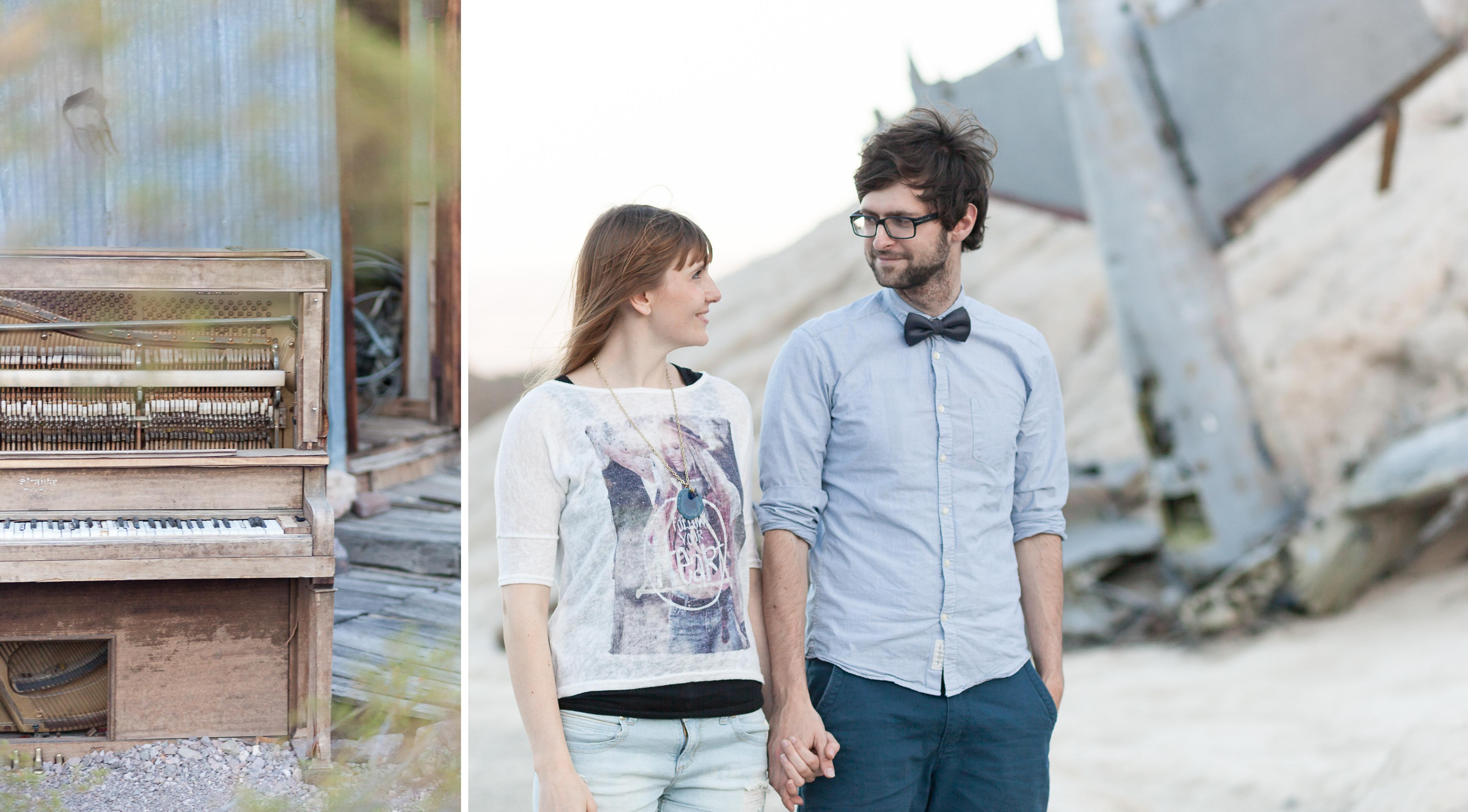 Farina und Hannes