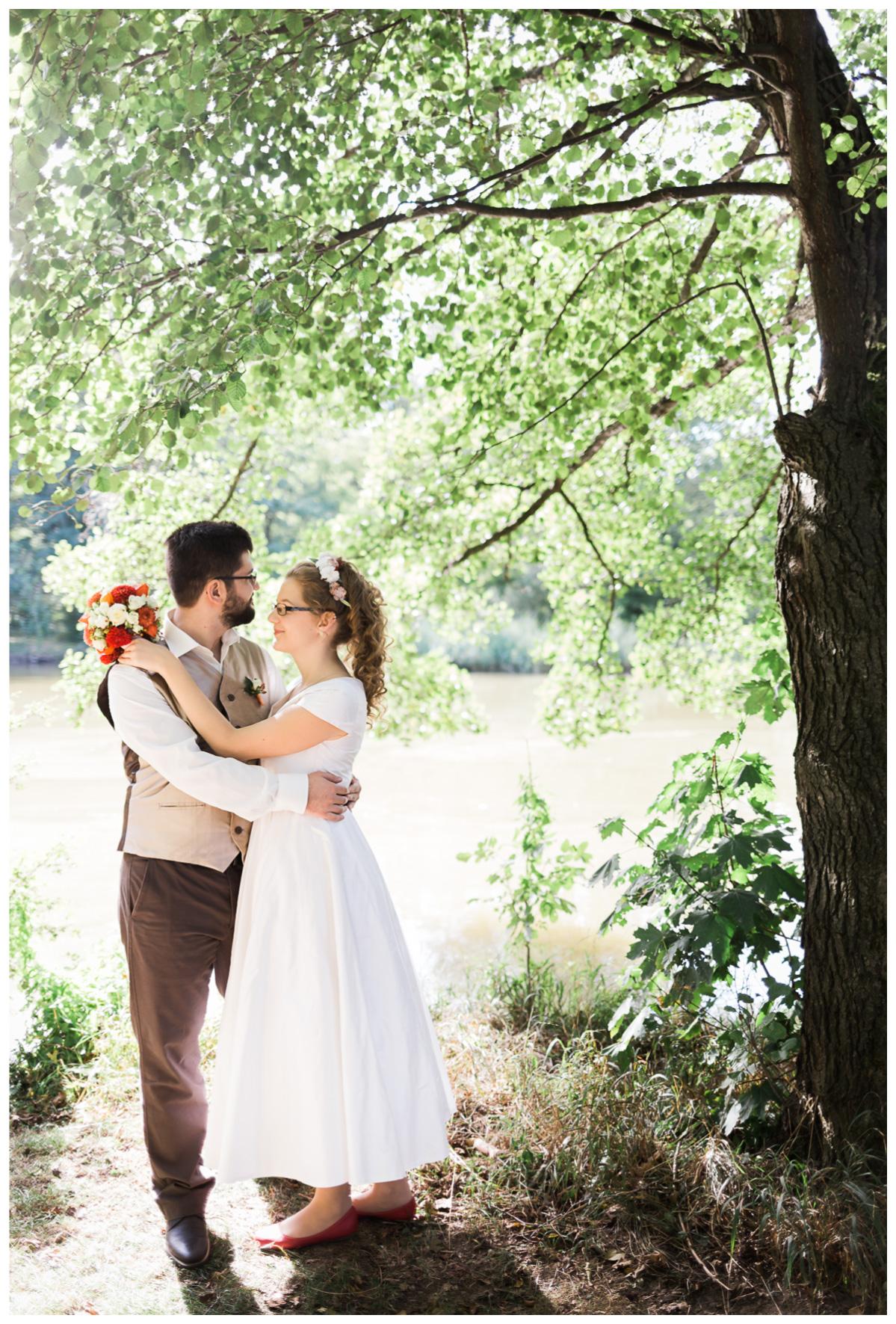 Hochzeit Klee am Hanslteich 22