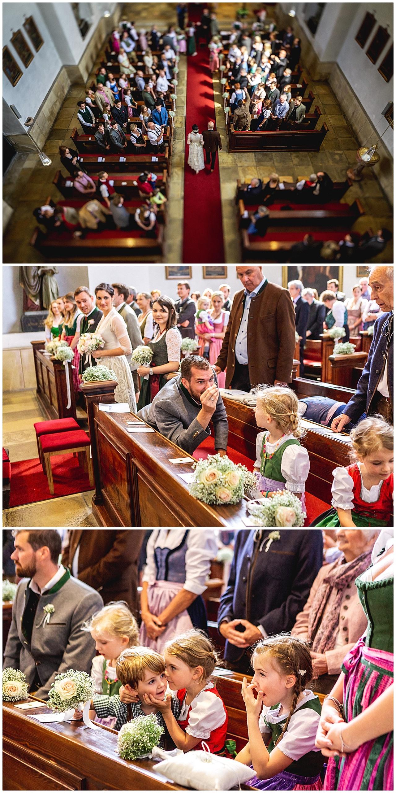 Hochzeitsfotograf Niederösterreich Kirche