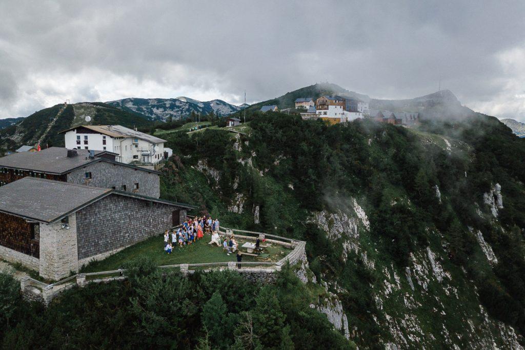 Heiraten am Berg